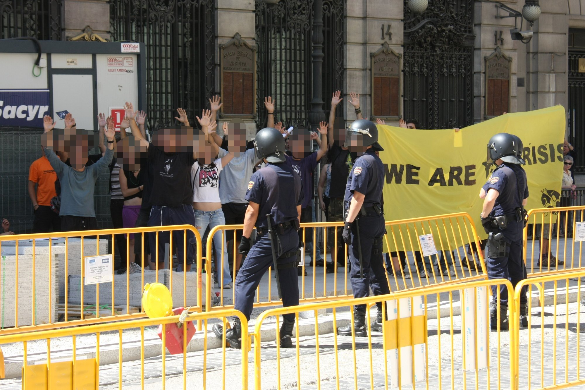 Acción en Casino de Madrid (www.centrodemedios.org)